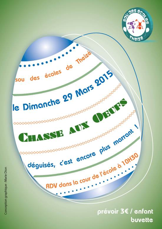 chasse aux oeufs 2 2015
