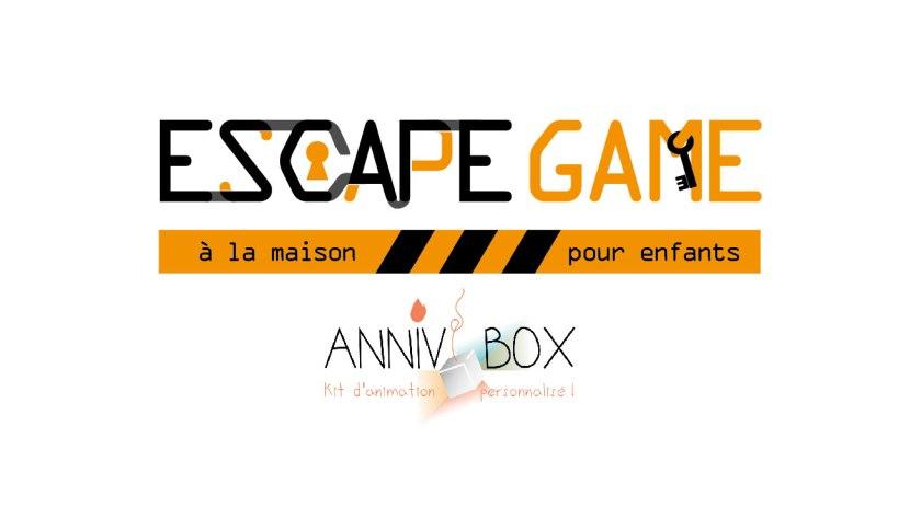 Anniv'BOX/Thème Escape Game
